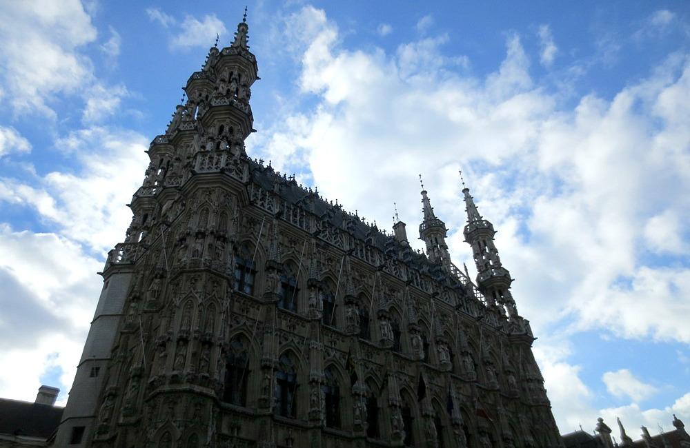 Uit eten in Leuven