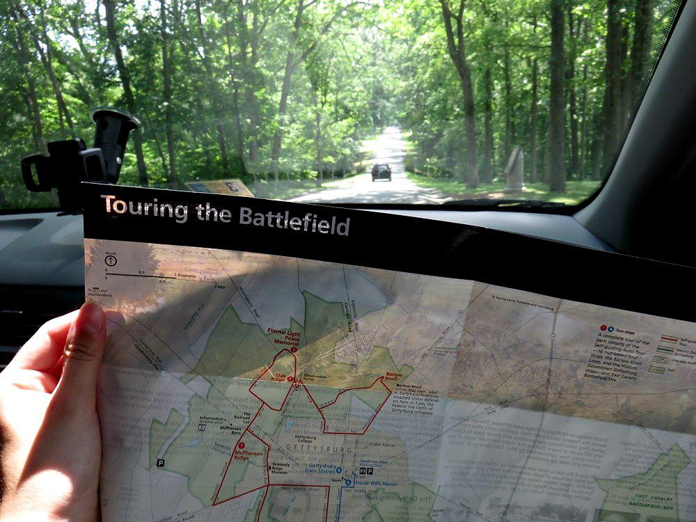 gettysburg bezoeken
