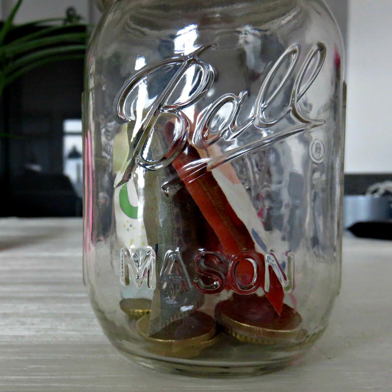 geld uitgeven en toch sparen