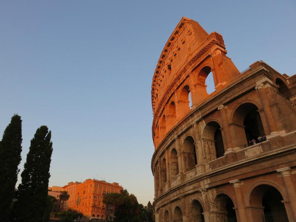 Amfitheaters Colosseum