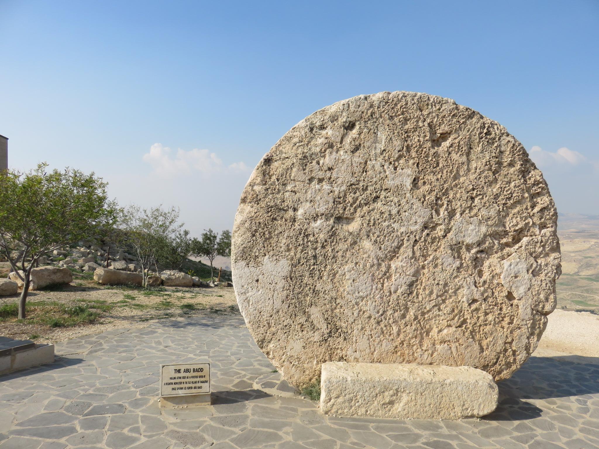 Mount Nebo Jordanië