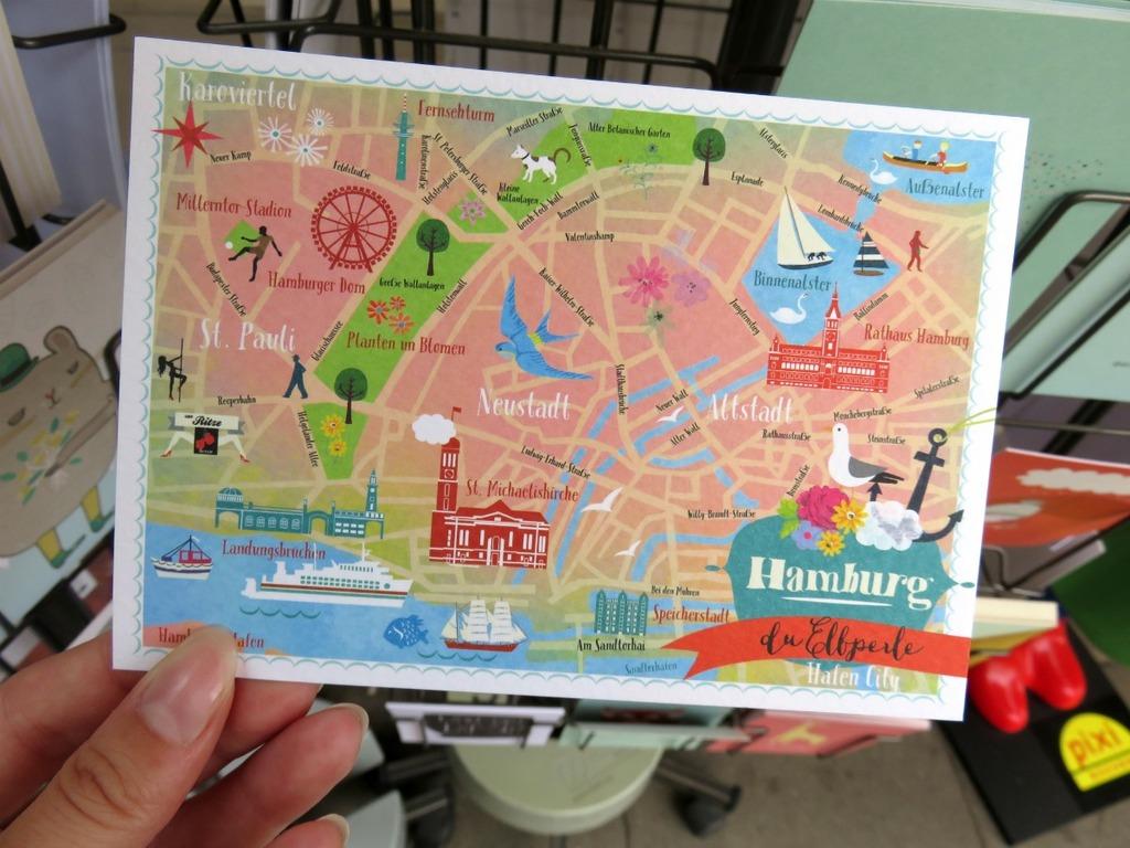 Doen in Hamburg: shoppen