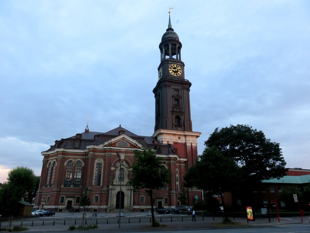 Wa te doen in Hamburg? Michaeliskirche Hamburg