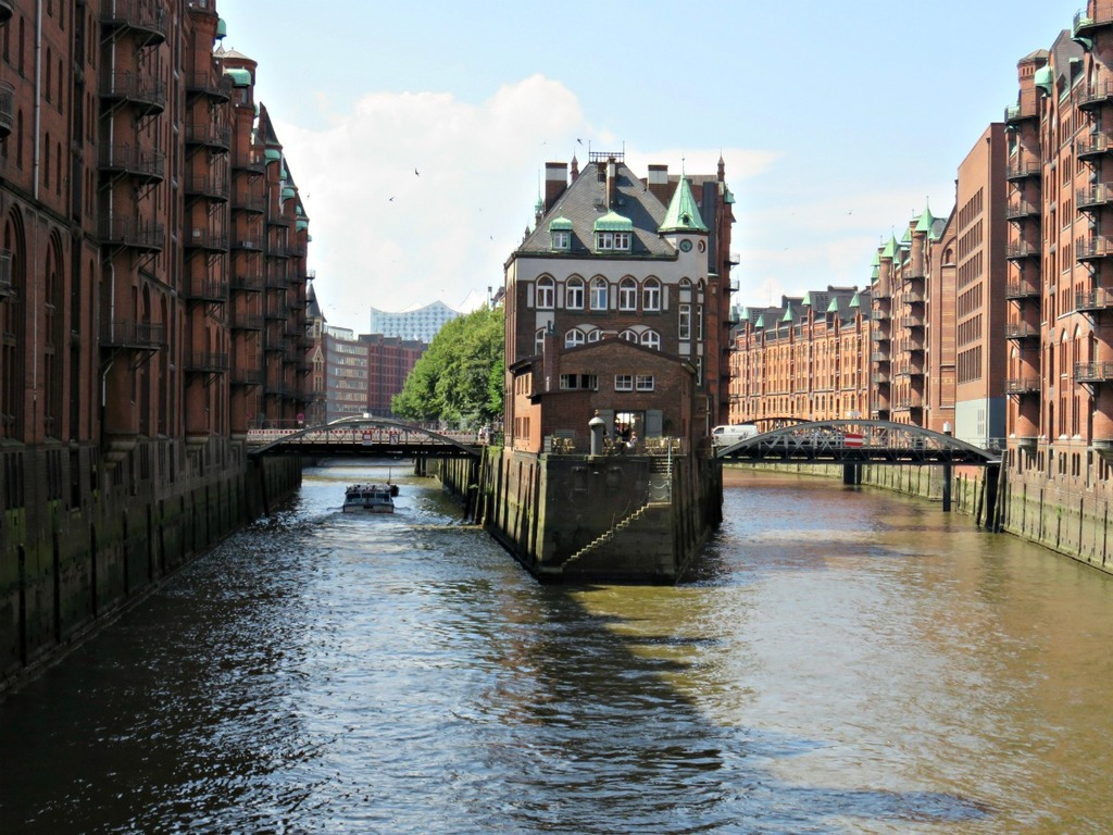 Wat te doen in Hamburg? Speicherstadt bezoeken