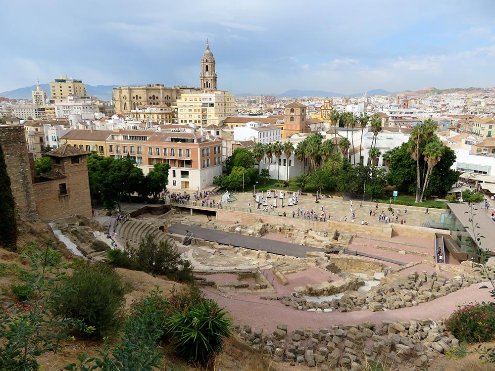 Amfitheater Málaga