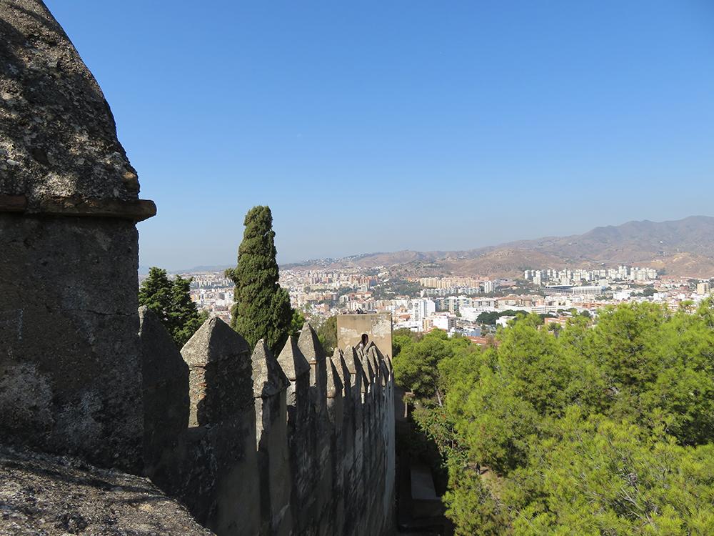 Gibralfaro in Málaga