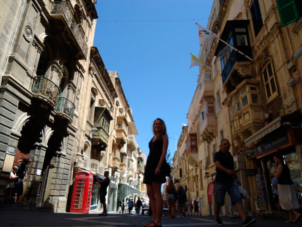 Culturele hoofdatad europa Valletta