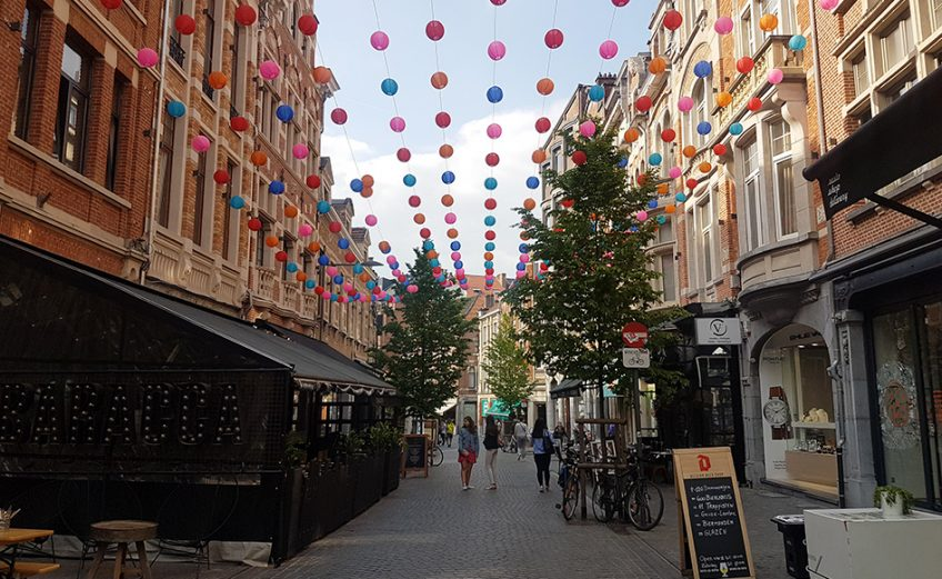 Restaurants in Leuven
