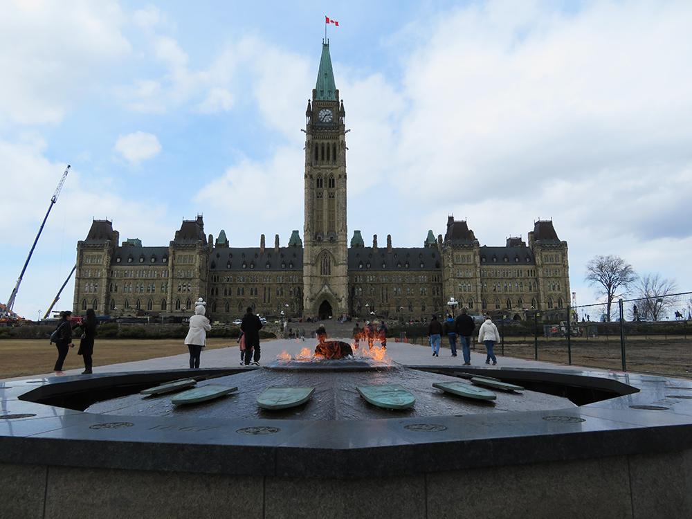Ottawa hoofdstad Canada