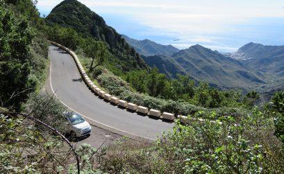 Anaga-gebergte Tenerife