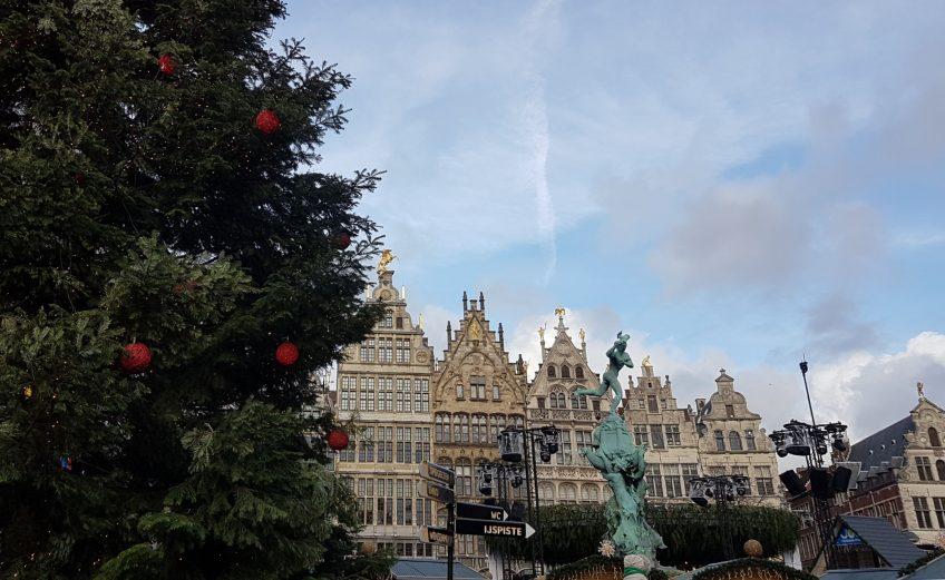 Kerstmarkt Antwerpen