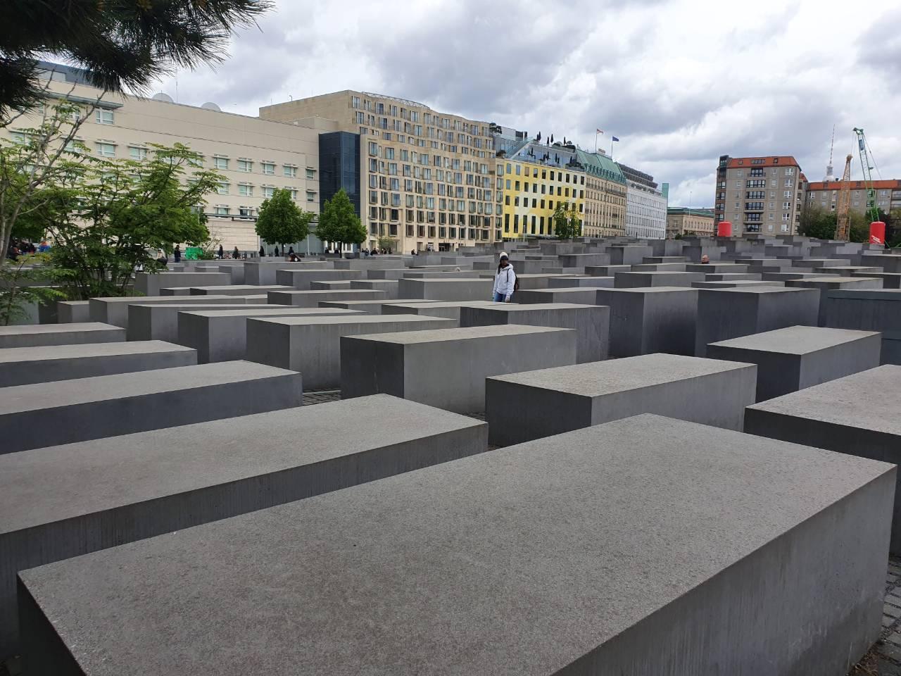 Holocaustmemorial Berlijn