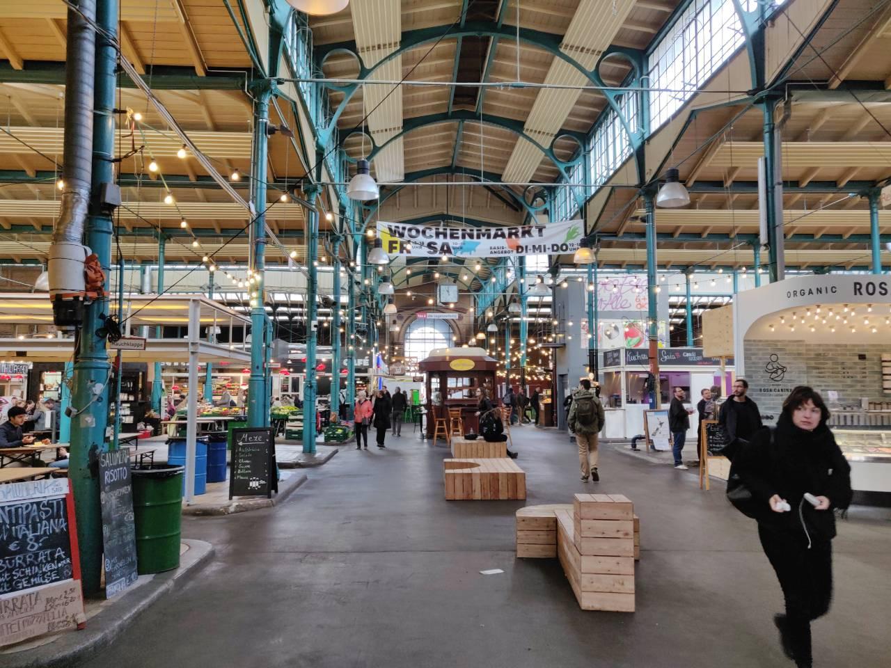 Markthalleneun Berlijn