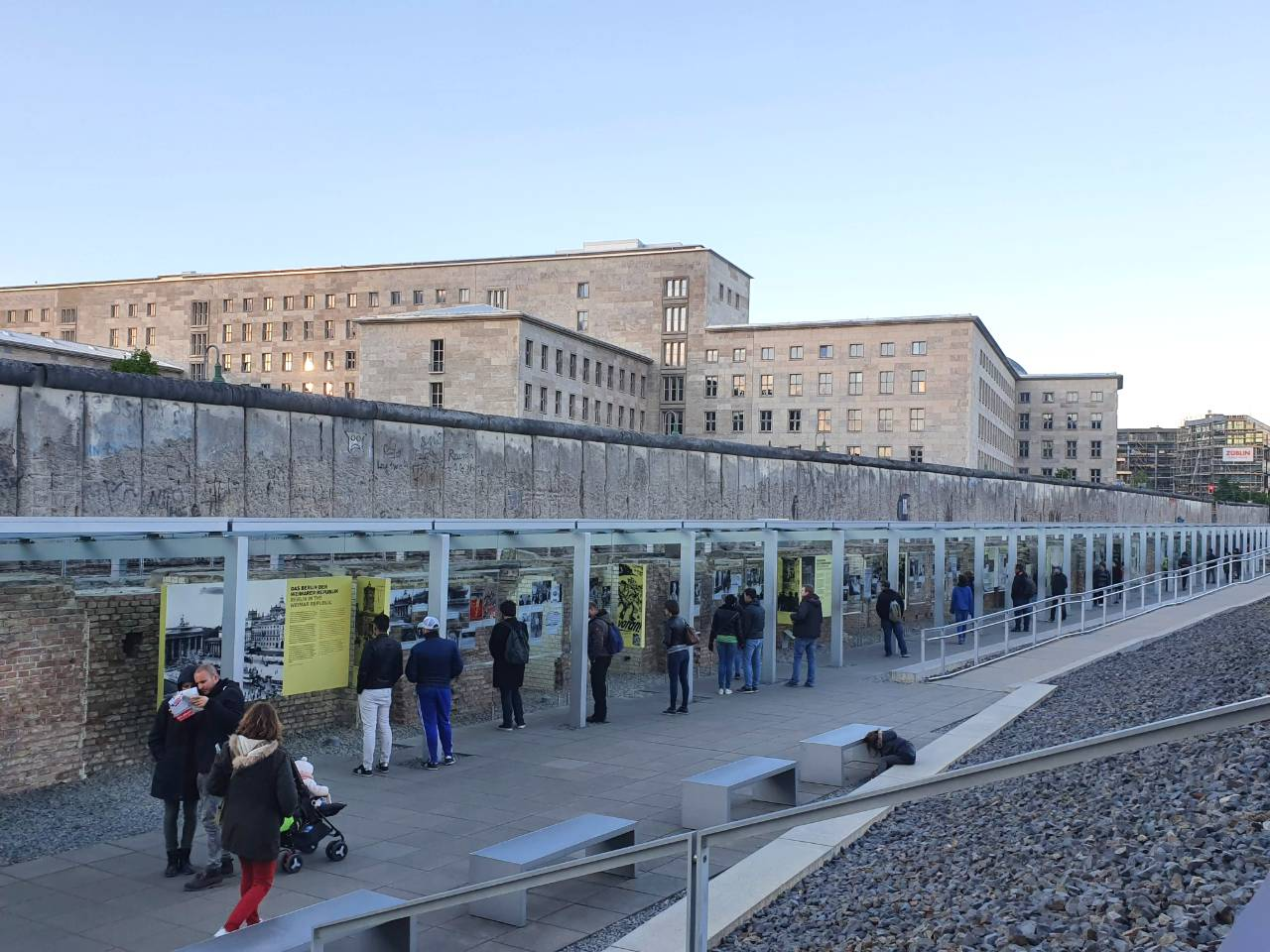 Topographie des Terrors Berlijn